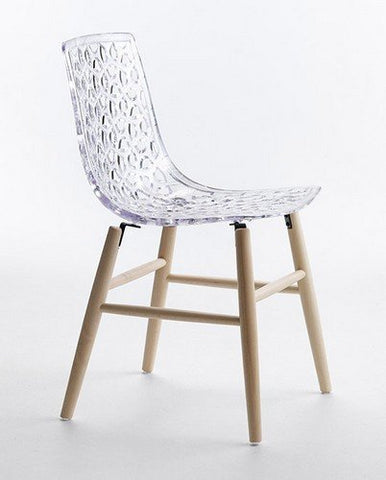 Tess.OMC Wood Base Chair by Softline Allkit - Bauhaus 2 Your House