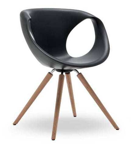 Up Soft Touch Chair (907.11) by Tonon - Bauhaus 2 Your House