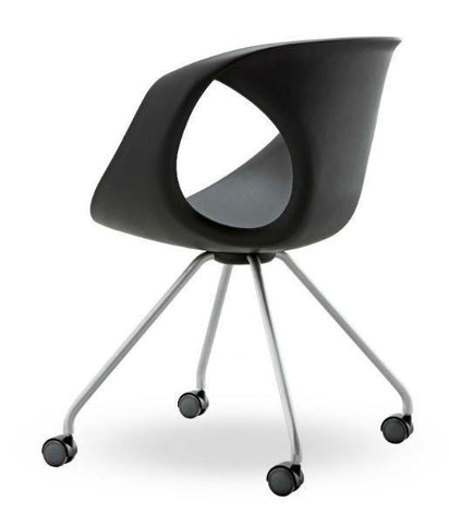 Up Chair (Castor Base) by Tonon