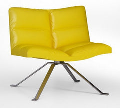 Wave Soft Lounge Chair with Spider Base by Tonon - Bauhaus 2 Your House