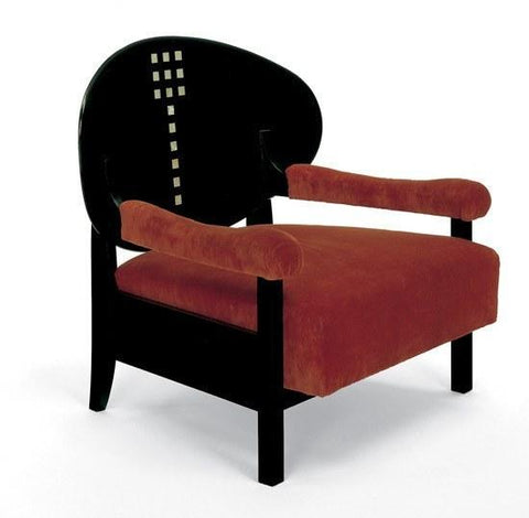 Charles Rennie Mackintosh Dug Out Chair - Bauhaus 2 Your House