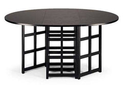 Charles Rennie Mackintosh Gate Leg Folding Table - Bauhaus 2 Your House