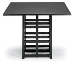 Charles Rennie Mackintosh Square Gate Leg Table - Bauhaus 2 Your House