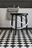 Cirque Two Tone Bentwood Stool by GTV - Bauhaus 2 Your House