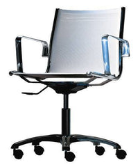 Classic Aluminum Management Chair - Mesh Seat - Bauhaus 2 Your House