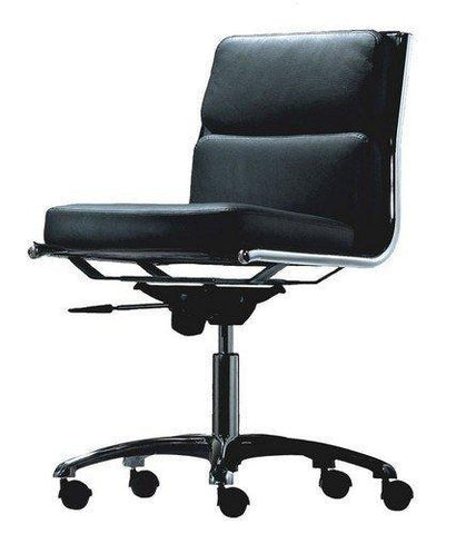 Classic Aluminum Task Chair - Thick Seat - Bauhaus 2 Your House