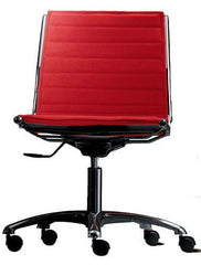 Classic Aluminum Task Chair - Thin Seat - Bauhaus 2 Your House