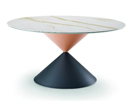 Clessidra Dining Table by Midj - Bauhaus 2 Your House