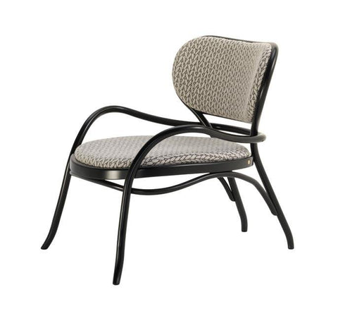 Coates Lehnstuhl Bentwood Upholstered Lounge Chair by GTV - Bauhaus 2 Your House