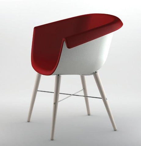 Collier Wood Chair by Casprini - Bauhaus 2 Your House