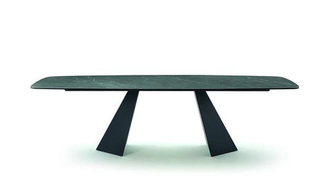 Cosmo Dining Table by Pezzan - Bauhaus 2 Your House