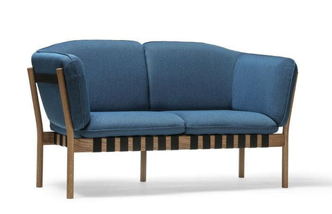 Dowel Benwood Two Seat Sofa - Bauhaus 2 Your House