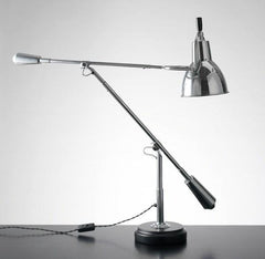 Edouard Wilfrid Bucquet Desk Lamp - Bauhaus 2 Your House