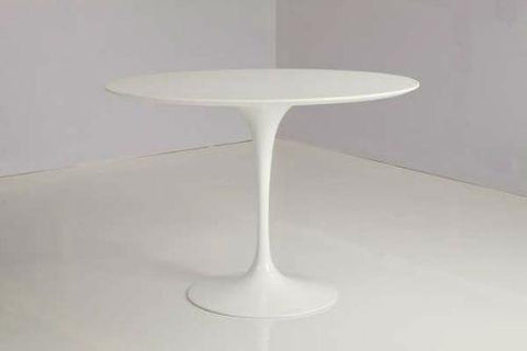 Eero Saarinen Tulip Table - Oval Dining 28 x 41 Inch - Bauhaus 2 Your House