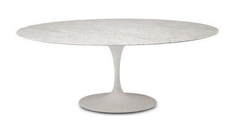 Eero Saarinen Tulip Table - Oval Dining 47 x 92 Inch - Bauhaus 2 Your House