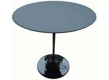 Eero Saarinen Tulip Table - Oval Side 16 x 24 Inch - Bauhaus 2 Your House