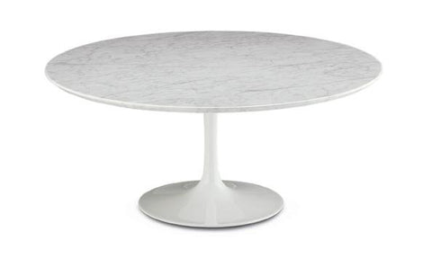 Eero Saarinen Tulip Table - Round Coffee 28 Inch - Bauhaus 2 Your House