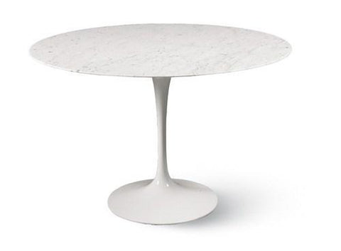 Eero Saarinen Tulip Table - Round Dining 36 Inch - Bauhaus 2 Your House