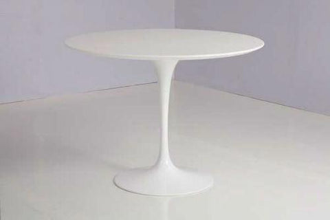 Eero Saarinen Tulip Table - Round Dining 63 Inch - Bauhaus 2 Your House
