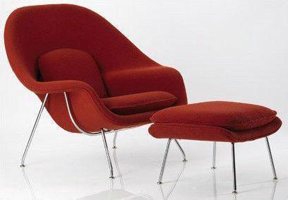 Eero Saarinen Womb Chair - Bauhaus 2 Your House