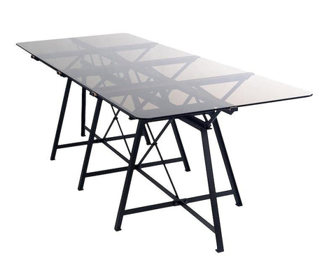Endless Rectangular Table by Spectrum Design - Bauhaus 2 Your House