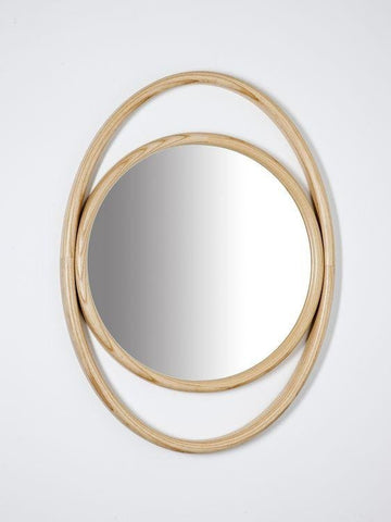 Eyeshine Bentwood Mirror Version 3 by GTV - Bauhaus 2 Your House