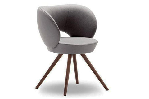 Fusion Chair by Tonon - Bauhaus 2 Your House