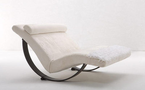 Gabbiano Rocking Chaise by Giovannetti - Bauhaus 2 Your House