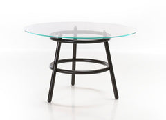 Vico Magistretti 03 02 Bentwood Dining Table by GTV - Bauhaus 2 Your House