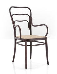 Gebruder Thonet Vienna 144 Bentwood Armchair (Cane) by GTV - Bauhaus 2 Your House