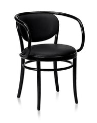 Gebruder Thonet Wiener Stuhl Bentwood Armchair with Closed Back by GTV - Bauhaus 2 Your House