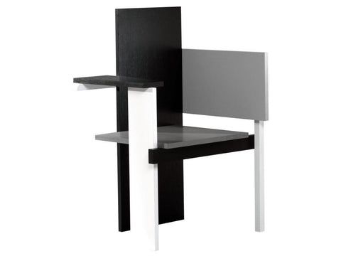 Gerrit Rietveld Berlin Chair - Bauhaus 2 Your House