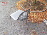 Guapa S M CU Side Chair by Midj - Bauhaus 2 Your House