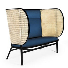 Hideout Bentwood Loveseat by GTV - Bauhaus 2 Your House
