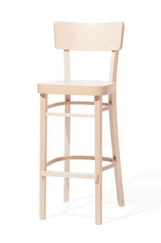 Ideal Bentwood Stool by Ton - Bauhaus 2 Your House