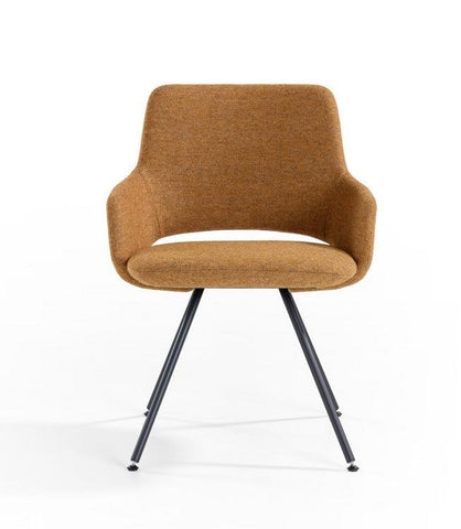 Jima Chair with 4 Legged Base by Artifort - Bauhaus 2 Your House