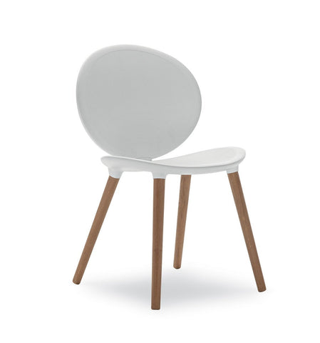 Jonathan 30 Soft Touch Dining Chair by Tonon - Bauhaus 2 Your House