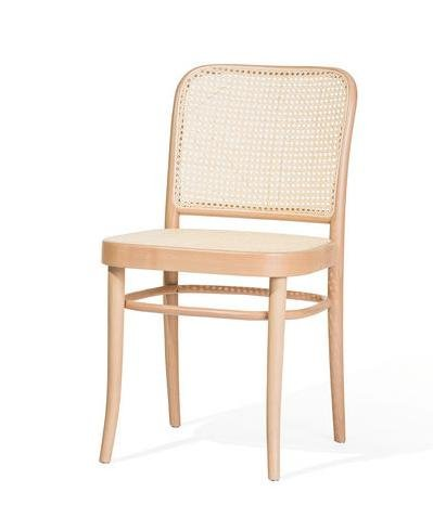 811 Bentwood Chair by Ton - Cane Back - Bauhaus 2 Your House