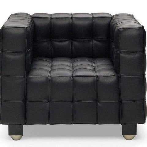 Josef Hoffmann Kubus Armchair - Bauhaus 2 Your House