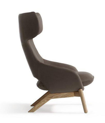 Kalm 4 Leg Lounge Chair by Artifort - Bauhaus 2 Your House
