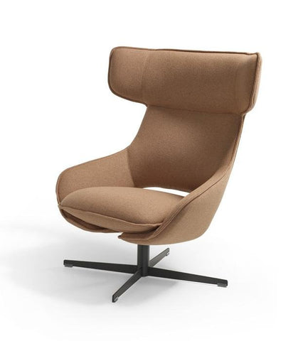 Kalm Comfort Swivel Lounge Chair by Artifort - Bauhaus 2 Your House