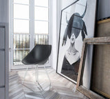Lago Side Chair (Upholstered) by Driade - Bauhaus 2 Your House
