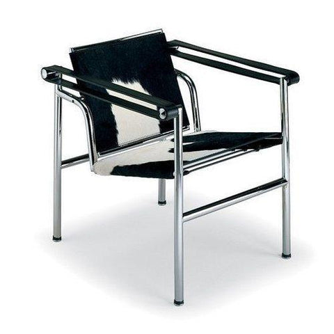 Le Corbusier Basculant Sling Chair (LC1) - Pony - Bauhaus 2 Your House
