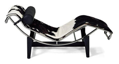 Le Corbusier Chaise Lounge in Pony (LC4) - Bauhaus 2 Your House