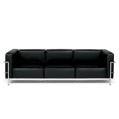 Le Corbusier Grand Confort Sofa (LC3) - Bauhaus 2 Your House