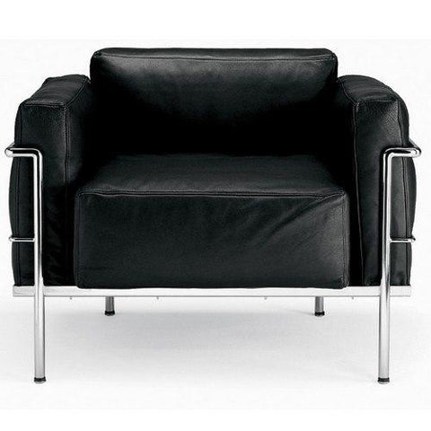 Le Corbusier Grand Confort Soft Lounge Chair (LC3) - Bauhaus 2 Your House