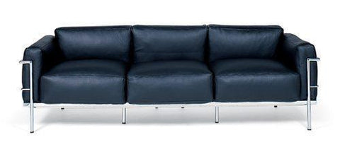 Le Corbusier Grand Confort Soft Three Seat Sofa (LC3) - Bauhaus 2 Your House