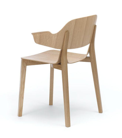 Leaf Bentwood Armchair by Ton - Bauhaus 2 Your House