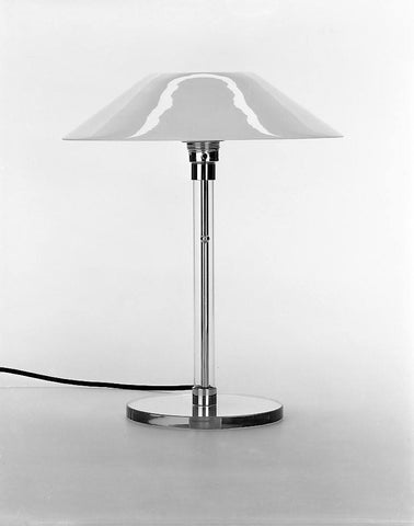 Wilhelm Wagenfeld Bauhaus Lamp - Bauhaus 2 Your House