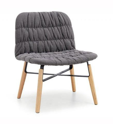 Liu AT ML TS2 Lounge Chair by Midj - Bauhaus 2 Your House